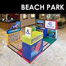 quiosque beach park