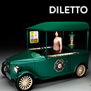 display carro diletto