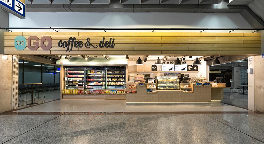 loja para aeroporto To Go